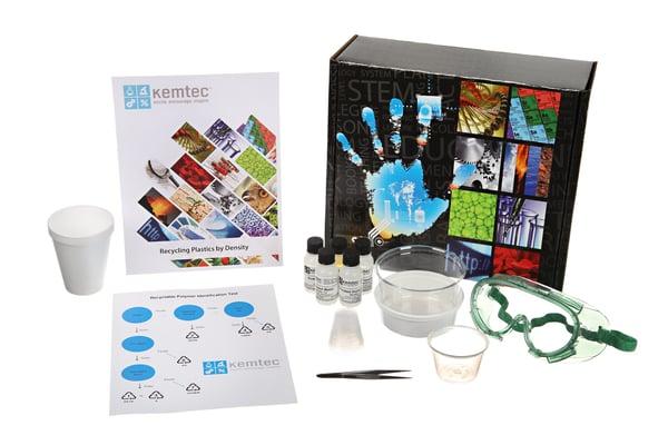 1-145-Recycling Plastics by Density Mini Kit