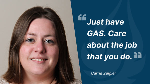 Carrie Z Quote