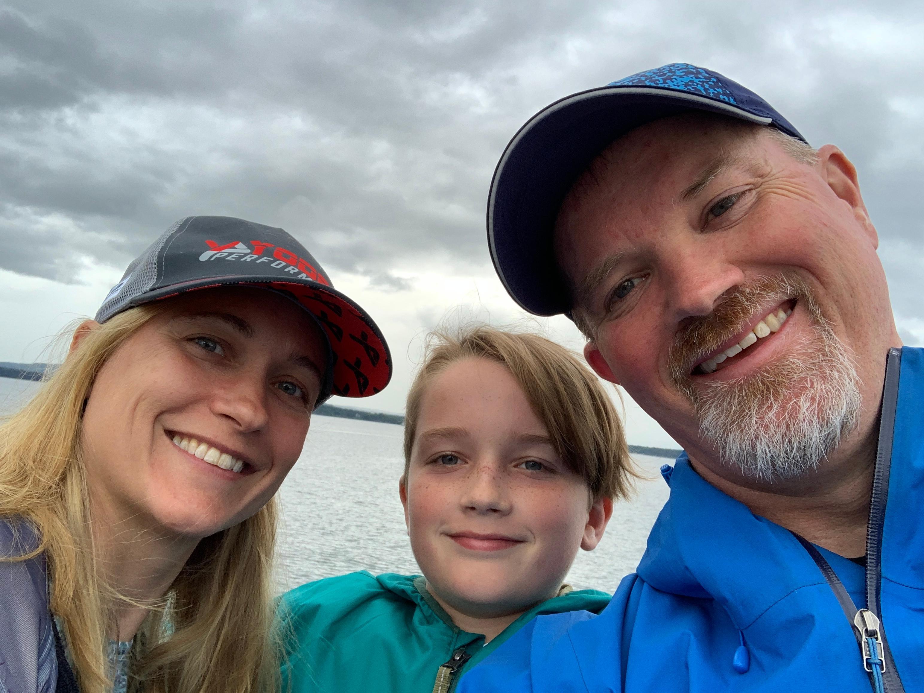 Taylor Family Photo