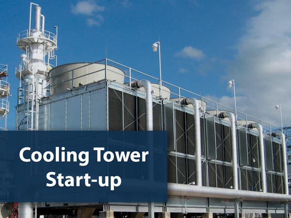 Cooling Tower Spring Start-up