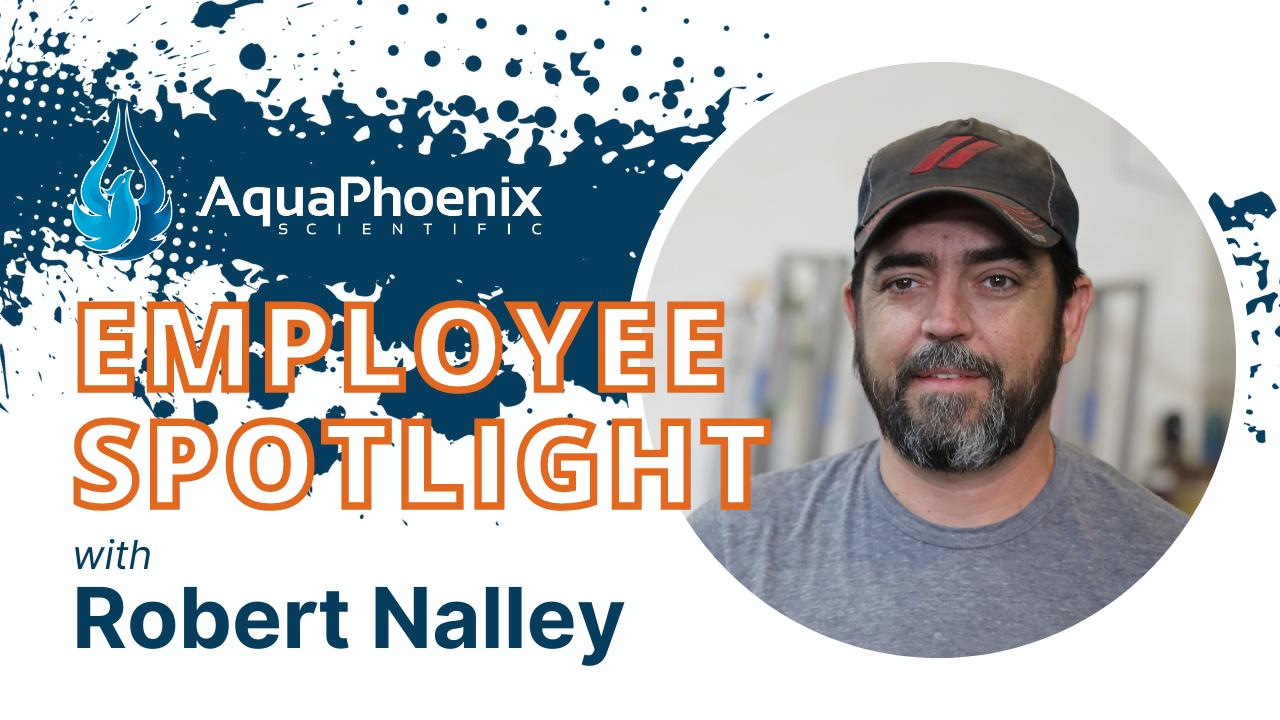 Employee Spotlight: Robert Nalley